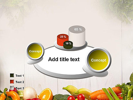 Fruits and Vegetables PowerPoint Template Slide 16