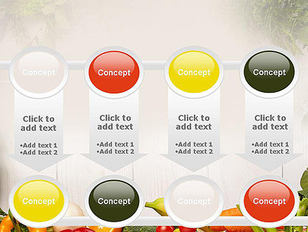 Fruits and Vegetables PowerPoint Template Slide 18