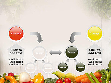 Fruits and Vegetables PowerPoint Template Slide 19