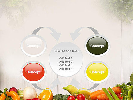 Fruits and Vegetables PowerPoint Template Slide 6