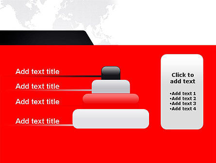 Global Business Management PowerPoint Template Slide 8