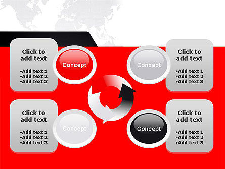 Global Business Management PowerPoint Template Slide 9
