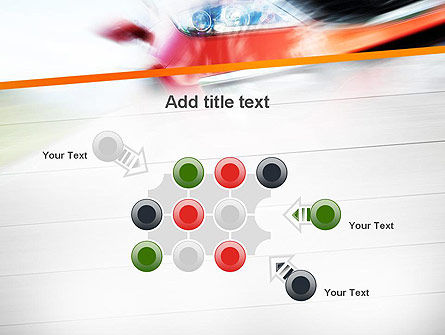 Speedy Car PowerPoint Template Slide 10