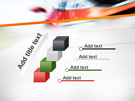 Speedy Car PowerPoint Template Slide 14