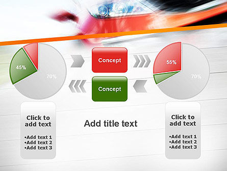 Speedy Car PowerPoint Template Slide 16