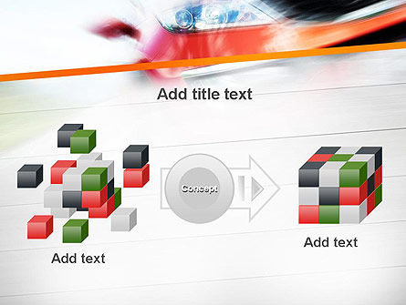 Speedy Car PowerPoint Template Slide 17