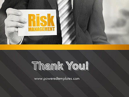 Risk Management Services PowerPoint Template Slide 20