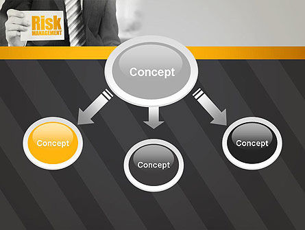 Risk Management Services PowerPoint Template, Slide 4, 13793, Consulting — PoweredTemplate.com