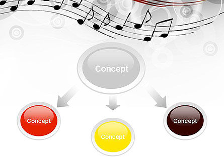 Classical Music PowerPoint Template, Slide 4, 13805, Art & Entertainment — PoweredTemplate.com