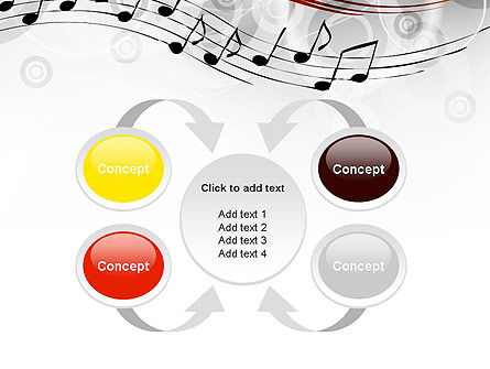 Classical Music PowerPoint Template Slide 6