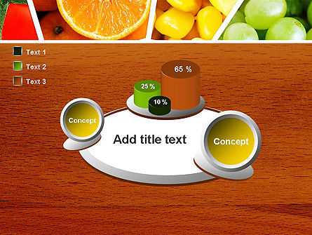 Fruits Collage PowerPoint Template Slide 16