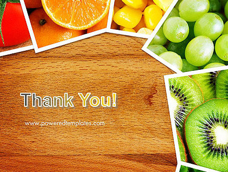 Fruits Collage PowerPoint Template Slide 20