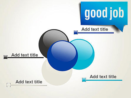 Good Job PowerPoint Template Slide 10