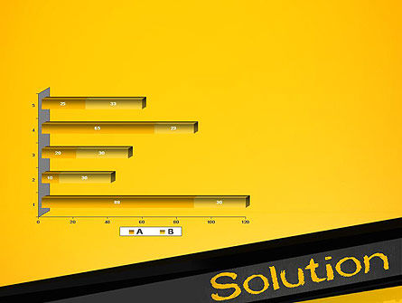 Solution PowerPoint Template Slide 11