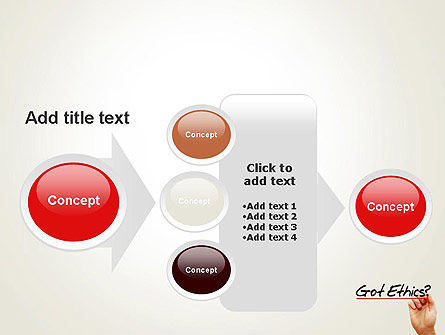 Ethical Code PowerPoint Template Slide 17