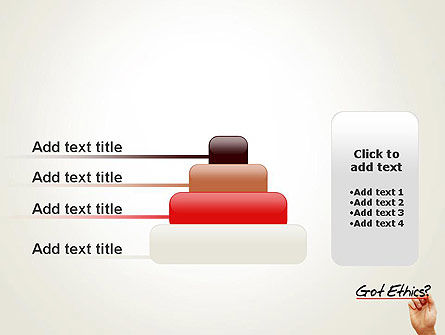Ethical Code PowerPoint Template Slide 8