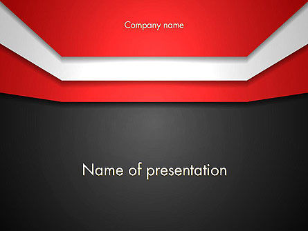 Abstract/Textures: Parallel Lines PowerPoint Template #13824