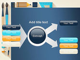 Workplace Tools PowerPoint Template#14
