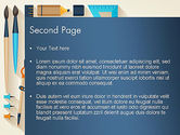 Workplace Tools PowerPoint Template#2