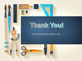 Workplace Tools PowerPoint Template#20