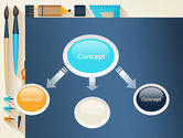Workplace Tools PowerPoint Template#4