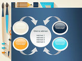 Workplace Tools PowerPoint Template#6