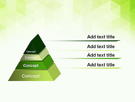 Green Polygons PowerPoint Template Slide 12