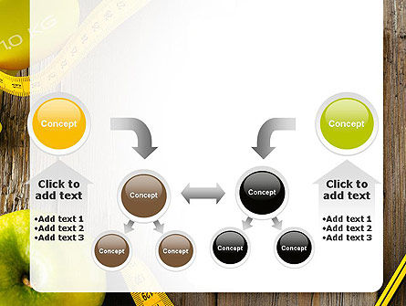 Calories Count PowerPoint Template Slide 19
