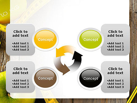Calories Count PowerPoint Template Slide 9