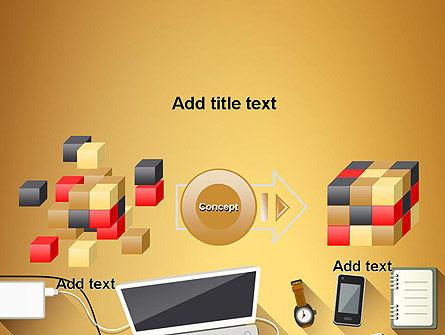 Digitizing Photos PowerPoint Template Slide 17