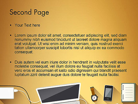 Digitizing Photos PowerPoint Template Slide 2