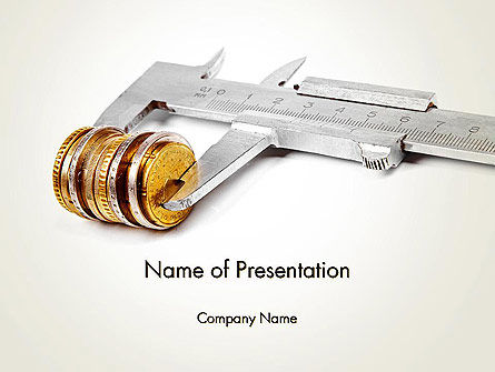 Consulting: Business Valuations and Appraisals PowerPoint Template #13843