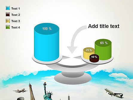 Travel The World PowerPoint Template Slide 10