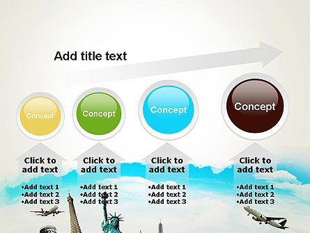 Travel The World PowerPoint Template Slide 13