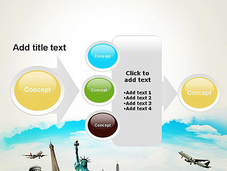 Travel The World PowerPoint Template Slide 17
