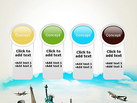 Travel The World PowerPoint Template Slide 5
