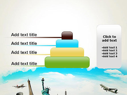 Travel The World PowerPoint Template Slide 8
