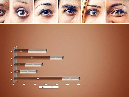 Peoples Eyes PowerPoint Template Slide 11