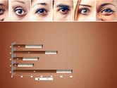 Peoples Eyes PowerPoint Template#11