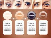 Peoples Eyes PowerPoint Template#5