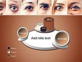 Peoples Eyes PowerPoint Template#6