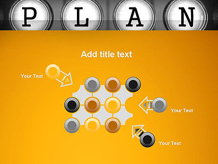 Types of Planning PowerPoint Template Slide 10