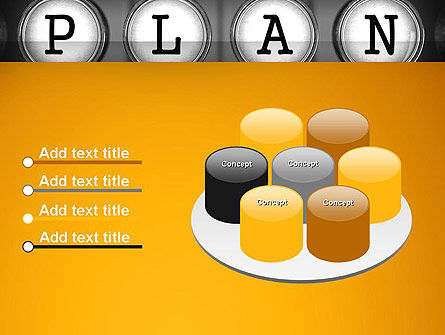Types of Planning PowerPoint Template Slide 12