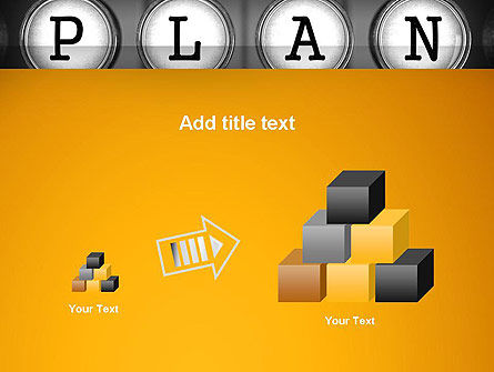 Types of Planning PowerPoint Template Slide 13