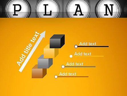 Types of Planning PowerPoint Template Slide 14