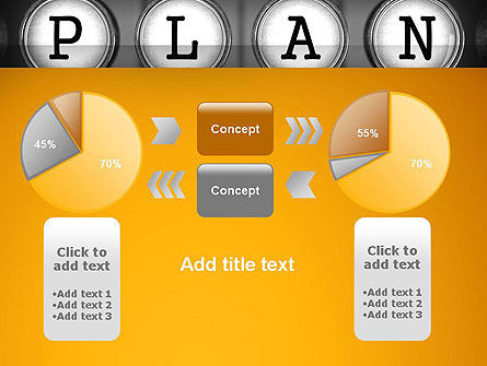 Types of Planning PowerPoint Template Slide 16