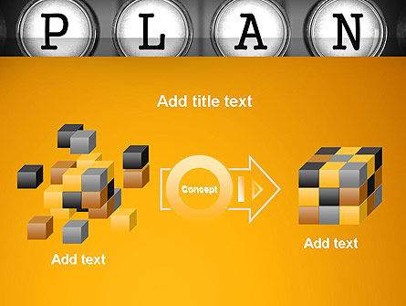 Types of Planning PowerPoint Template Slide 17