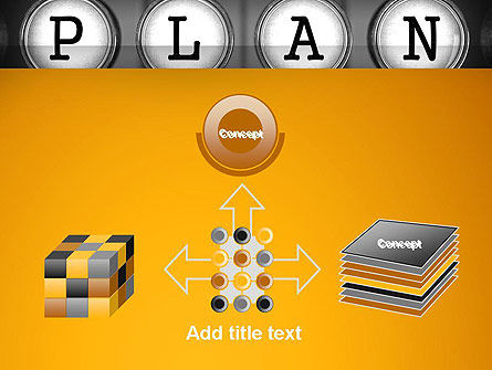 Types of Planning PowerPoint Template Slide 19
