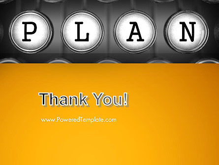 Types of Planning PowerPoint Template Slide 20