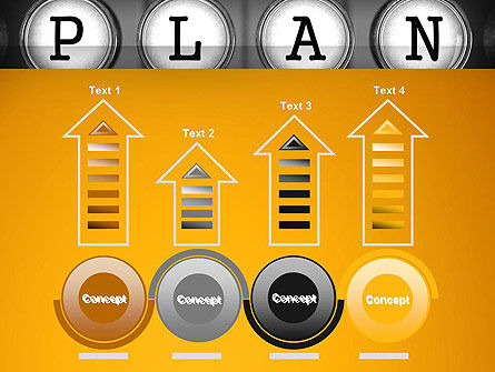 Types of Planning PowerPoint Template Slide 7